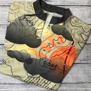 GORE Men's Bike Wear Gore-Tex Short Sleeve Shirt